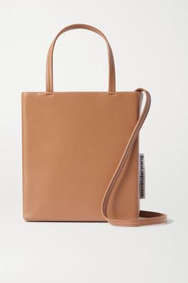 Alexander Wang She.e.o Mini Leather Tote - Brown