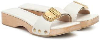 Jacquemus Les Sandales Tatanes leather sandals