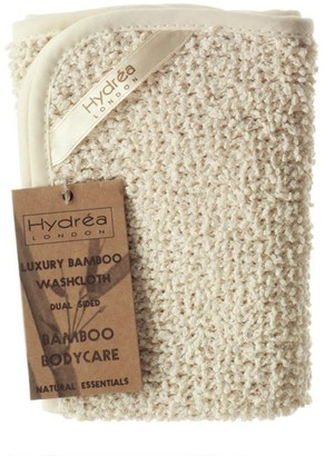 Hydréa London Hydrea London Bamboo Luxury Dual Sided Washcloth - Soft/Medium Texture