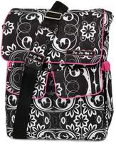 Ju-Ju-Be Ju Ju Be Hip Diaper Bag (Shadow Waltz)