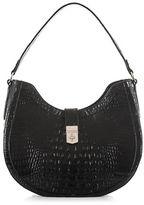 Brahmin Bethany Black Melbourne Large Shoulder Bag