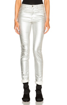 Etoile Isabel Marant Ellos Metallic Jeans