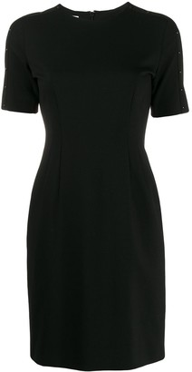 Escada Sport Stud Detailed Dress