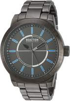 Kenneth Cole Reaction Men's 'Sport' Quartz Stainless Steel and Alloy Casual Watch, Color: (Model: 10031459)