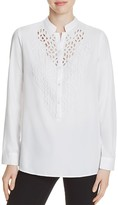 Kas Camille Embroidered Shirt