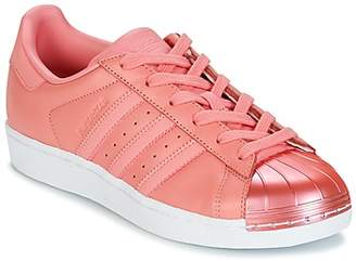 adidas SUPERSTAR women's Shoes (Trainers) in Pink