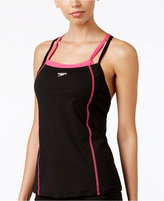 Speedo Endurance Layered-Look Active Tankini Top