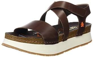Art 0587 Mojave Mykonos, Women's Open Toe Sandals, Brown, (37 EU)