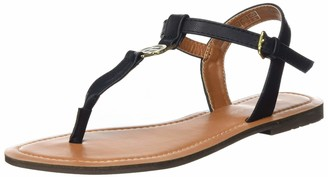 Tom Tailor Women's 8090303 Ankle Strap Sandals