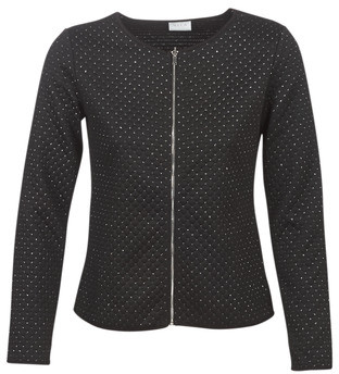 Vila VIAMAZY women's Jacket in Black