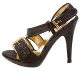 Just Cavalli Multistrap Platform Sandals