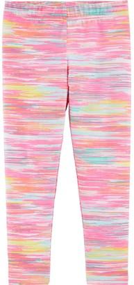 Carter's Girls Pattern Capri Leggings