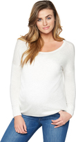 A Pea in the Pod Ruched Maternity Sweater