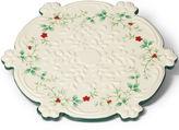 Pfaltzgraff Winterberry Snowflake Trivet