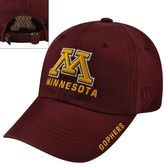 Top of the World Adult Minnesota Golden Gophers Undefeated Adjustable Cap