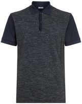 Lanvin Knitted Polo Shirt