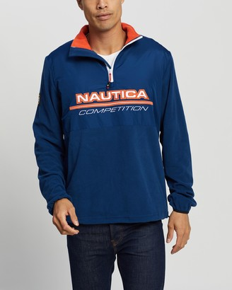 Nautica 1/4 Zip Polar Fleece Jacket