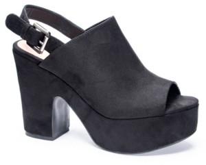 Chinese Laundry Bella Platform Sandals Women's Shoes