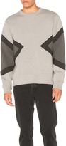 Neil Barrett Modernist Sweatshirt