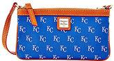 Dooney & Bourke Kansas City Royals Large Slim Wristlet