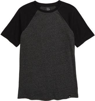 Treasure & Bond Kids' Baseball T-Shirt
