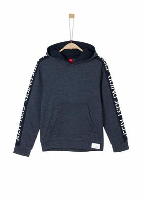 S'Oliver Boy's 61.909.41.2568 Sweatshirt