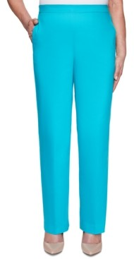 Alfred Dunner Easy Street Pull-On Pants