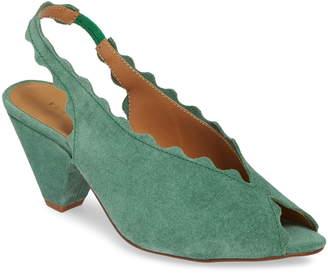 Klub Nico Amelia Scallop Slingback Sandal