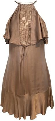 NBD Camel Dress for Women