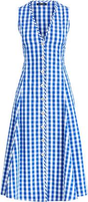 Ralph Lauren Gingham Cotton Dress