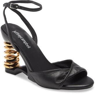 Jeffrey Campbell Sprung Spring Heel Sandal