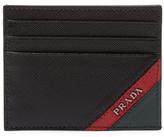 Prada Saffiano Leather Card Case