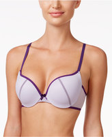 Maidenform Love the Lift Caged Mesh Push-Up Bra 9900