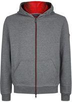 Armani Jeans Lined Hoodie