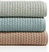"""Hotel Collection Sculpted 20"""" x 30"""" Turkish Cotton Hand Towel, Created for Macy's Bedding"""