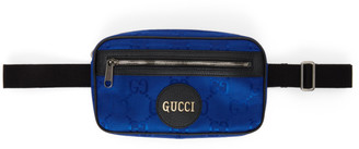 Gucci Blue Off The Grid Belt Bag