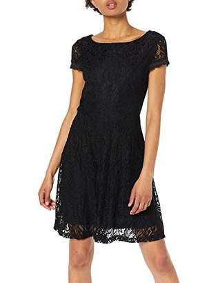 Vero Moda Women's VMSASSA CAPSL Short Dress Boo JRS Skirt, Black