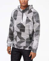 Kenneth Cole New York Kenneth Cole Reaction Men's Geo-Print Hoodie