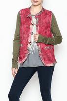LA Blend Reversible Vest