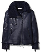 Tory Burch Graham Aviator Jacket