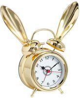The Emily & Meritt Bunny Alarm Clock, Gold