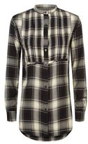 Denim & Supply Ralph Lauren Plaid Tuxedo Shirt