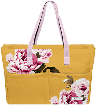 Millie Loves Lily Totebags Bloom - Marigold Floral Tote