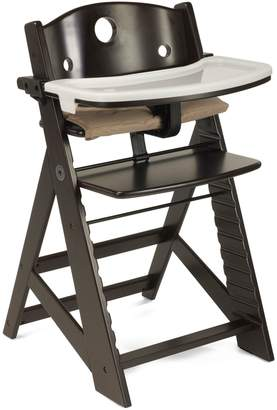 Keekaroo Height Right High Chair in Espresso