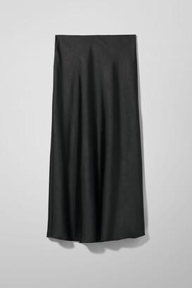 Weekday Ida Skirt - Black