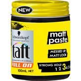 Schwarzkopf Taft Full On Matt Paste 100 mL