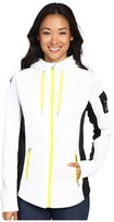 Spyder Ardent Full Zip Hoodie Mid Weight Core Sweater