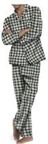 Hanes Men's Flannel Pajama Set