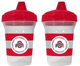 Baby Fanatic NCAA Ohio State Buckeyes Sippy Cup (2-Pack) by