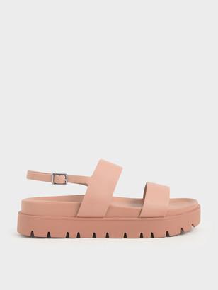 Charles & Keith Flatform Sandals
